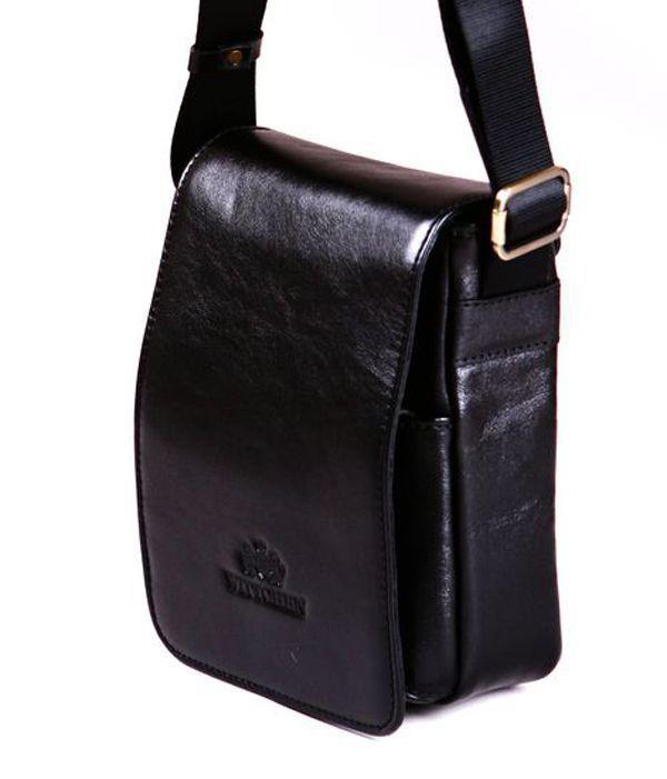 0c1f7d5f2a24 Компактная мужская кожаная сумка Wittchen (99-3-309-1)  цена - 3 190 ...