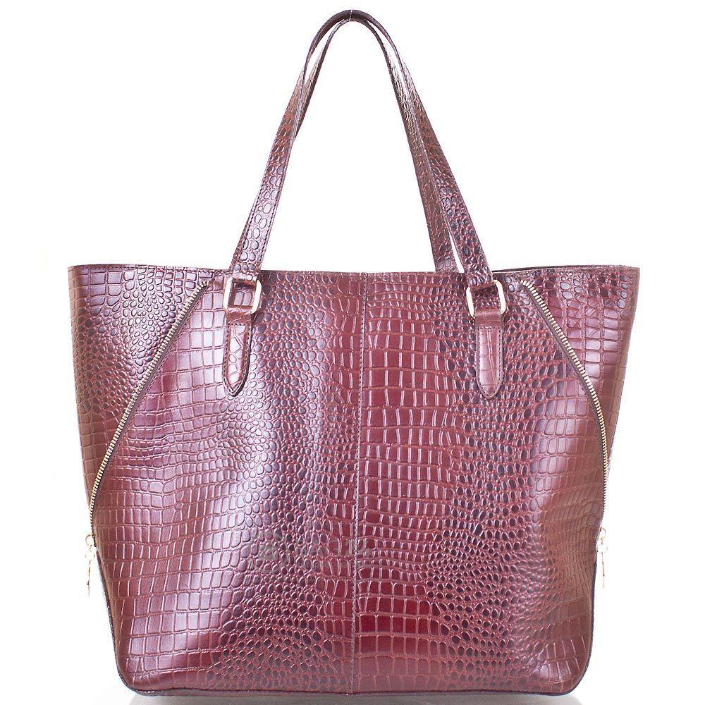 25afca50d42d Кожаная женская сумка украинского производства VALENTA VBE6072310 ...