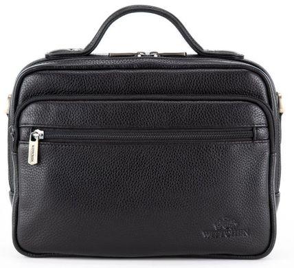 498a217deaf4 Кожаная мужская сумка европейского качества Wittchen 17-3-714-1-ART ...