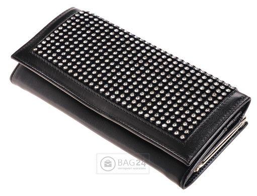 ea3cff00caeb Элитный женский кожаный кошелек со стразами BOND: цена - 899 грн ...