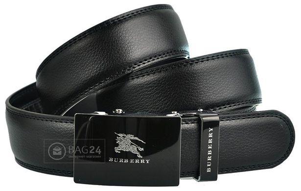 Мужской кожаный ремень BURBERRY (12793)  цена - 435 грн - купить ... 1c28b9cc460