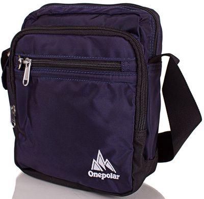2f5cce87c656 Современная мужская сумка ONEPOLAR W5053-navy: цена - 1 627 грн ...