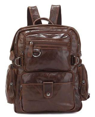 9d841d4ad180 Рюкзак Vintage 14232 кожаный Коричневый: цена - 3 556 грн - купить ...
