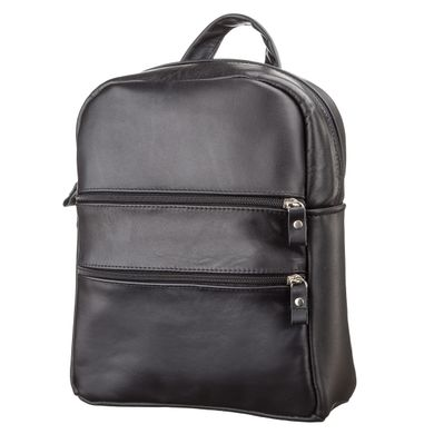 ff5316b00a0b Рюкзак женский SHVIGEL 15304 кожаный Черный: цена - 1 980 грн ...