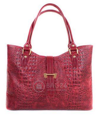 40b4c4eaa7a3 Стильная женская сумка красного цвета Pekotof: цена - 1 929 грн ...