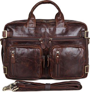 2528080d2cac Сумка мужская Vintage 14590 кожаная Коричневая: цена - 4 200 грн ...