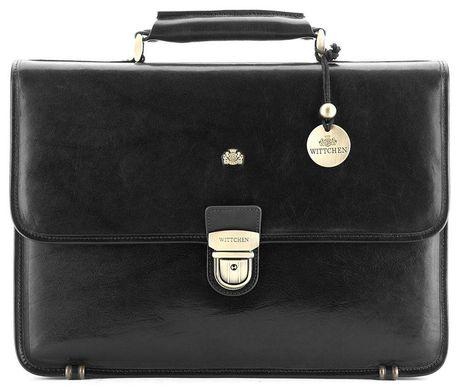 8ebe3e106d10 Деловой мужской портфель Wittchen  цена - 12 341 грн - купить ...