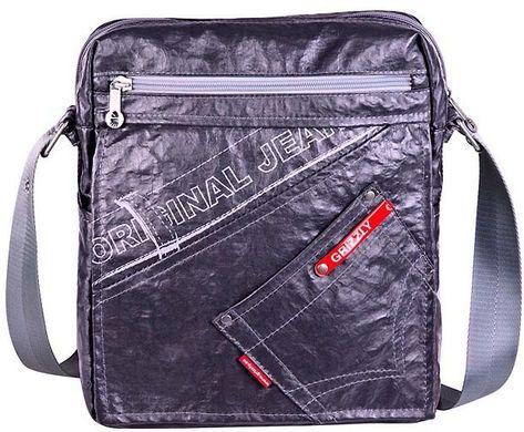 Стильная сумка для молодежи GRIZZLY GMM340-2-dark-navy  цена - 984 ... 8bd7d5aa8b6
