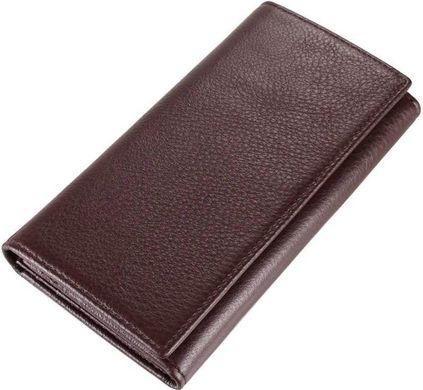 a6f29f0960d7 Портмоне Vintage 14537 из натуральной кожи Коричневое: цена - 784 ...