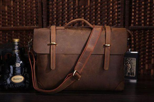 Портфель Vintage 14063 в винтажном стиле Коричневый  цена - 3 976 ... e65eb327a4e