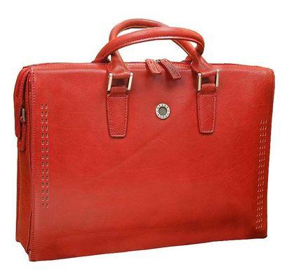 d15bef843787 Яркая кожаная сумка-портфель Verus 608R: цена - 5 035 грн - купить ...