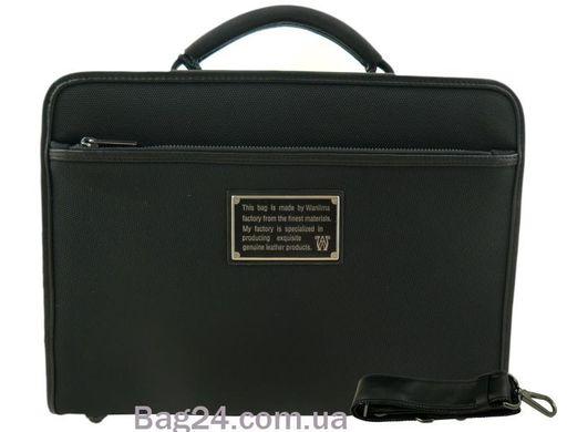 7f6ac2dcb20c Портфель мужской WANLIMA (W50011680095-black): цена - 4 488 грн ...