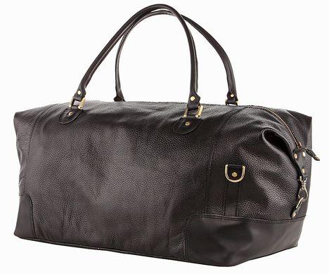 d7a8a9b0e1ca Большая дорожная кожаная сумка саквояж 00056: цена - 3 899 грн ...