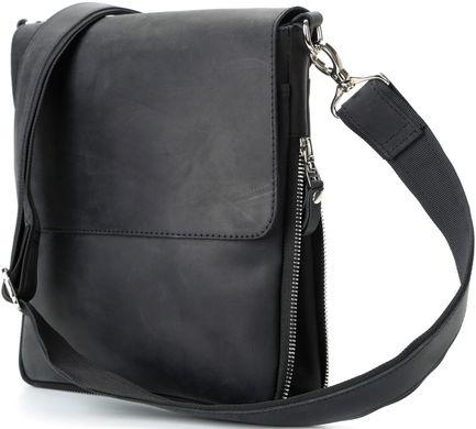 Сумка SHVIGEL 11017 из винтажной кожи Черная  цена - 1 764 грн ... c0f51dca3530c