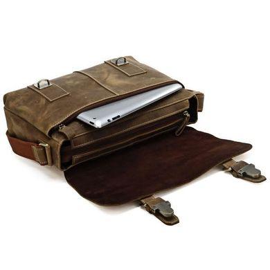 7398a509742d Сумка мужская Vintage 14083 через плечо Коричневая  цена - 3 220 грн ...