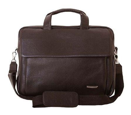 40cf98f67f33 Прекрасная сумка для ноутбука Vip Collection Украина 306B flat, Коричневый