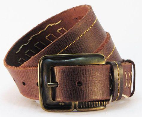 Качественный мужской кожаный ремень Tommy Hilfiger (12850)  цена ... aac15da05b277