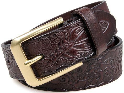 0a3284627e871 Ремень мужской Vintage 14471 Коричневый: цена - 689 грн - купить ...