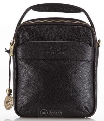 286dc2cfd414 Стильная мужская сумка от европейского производителя WITTCHEN 17-3-750-1,  Черный