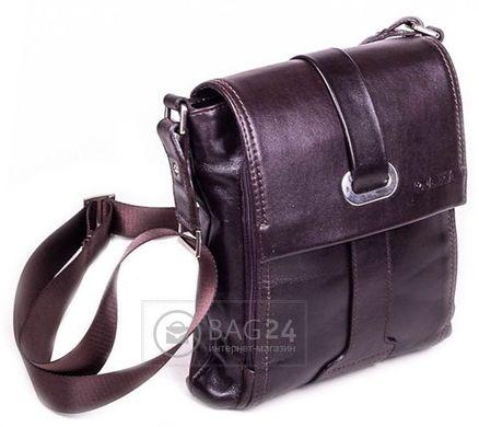 75d6112d9ef0 Добротная мужская сумка украинского производства VALENTA BM7025910,  Коричневый
