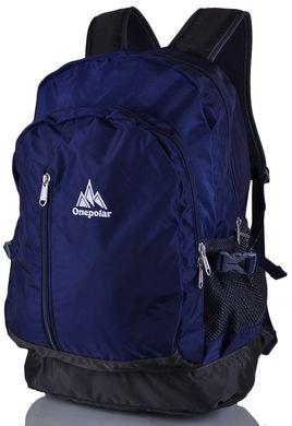 c30f4c342b50 Стильный мужской рюкзак ONEPOLAR W1800-navy: цена - 2 392 грн ...