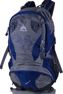 44984164a75c Треккинговый мужской рюкзак ONEPOLAR W1550-navy: цена - 3 239 грн ...
