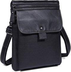 4d77723dbaa3 Черная кожаная сумка мужская, купить кожаную сумку черного цвета для ...