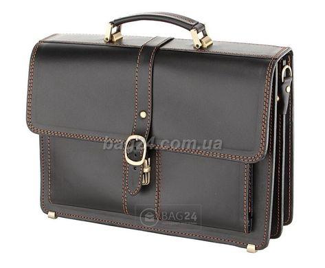9b37feb7b856 Надежный кожаный мужской портфель ручной работы 12266: цена - 3 337 ...