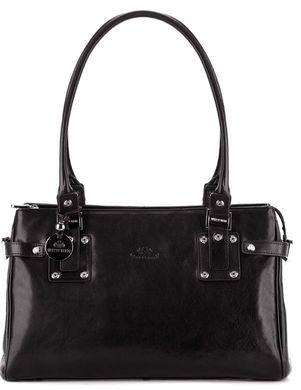 efc8861bffd0 Черная женская кожаная сумка WITTCHEN: цена - 6 990 грн - купить ...