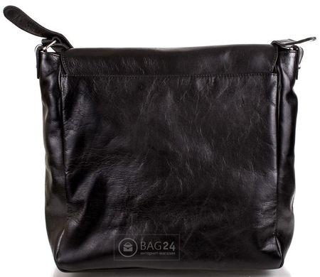 ea67f0e9f34f Элитная мужская сумка украинского производства VALENTA BM702191, Черный