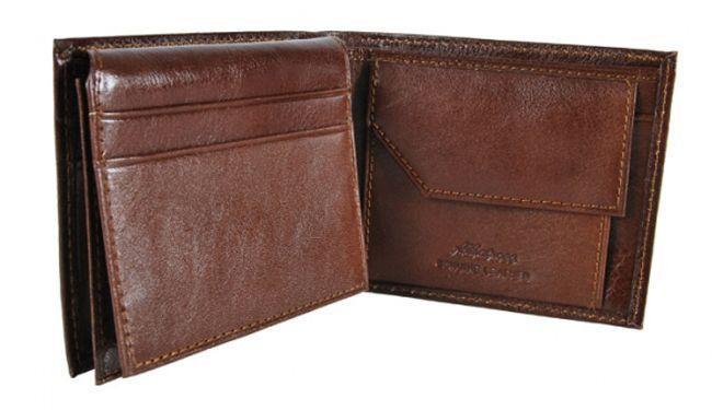 8db031f4fe55 Небольшой кожаный мужской портмоне Albatross (13343): цена - 295 грн ...