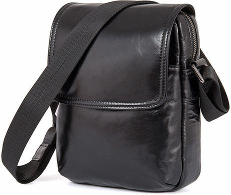 41d28ba333f3 Сумка мужская Vintage 14470 кожаная Черная: цена - 1 624 грн ...