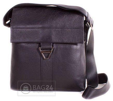 e186a6a269ed Кожаная мужская сумка через плечо ETERNO (ЭТЭРНО) E330082-black ...