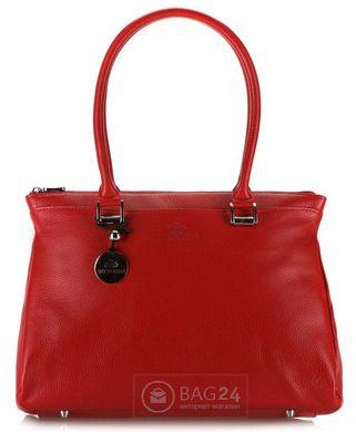 9b3851cc7e8d Великолепная женская сумка для современных леди WITTCHEN 36-4-023-3, Красный