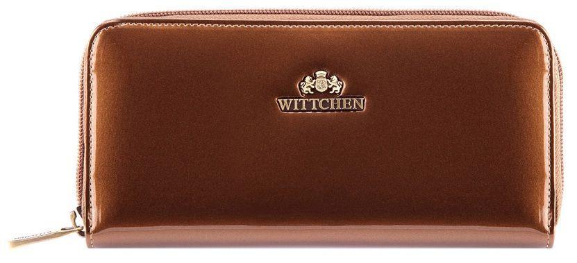 3c8ab594ec43 Женский кошелек на молнии Wittchen: цена - 3 290 грн - купить ...