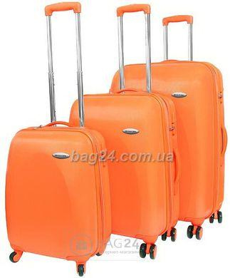 Высококачественный комплект дорожных чемоданов Vip Collection Galaxy Orange  28