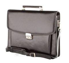 Удобный кожаный портфель Accessory Collection
