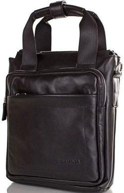 157cdc77b981 Вместительная мужская кожаная сумка VALENTA VBM702011: цена - 2 156 ...