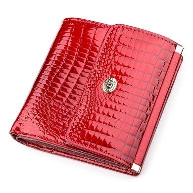 9de5bfc1bfe3 Кошелек женский ST Leather 18355 (S1101A) очень красивый Красный, Красный