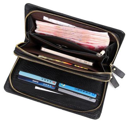 27813a8a92b1 Мужской клатч Vintage 14396 кожаный Черный: цена - 1 344 грн ...