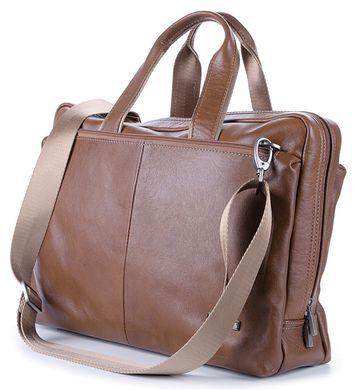 3c411ef6ff08 Вместительная кожаная сумка для ноутбука 12452  цена - 3 199 грн ...
