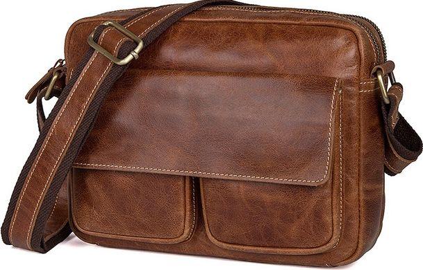 6a44d452fd9c Сумка мужская Vintage 14583 кожаная Рыжая: цена - 2 296 грн - купить ...